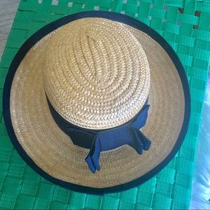 Morgan Taylor Straw Hat